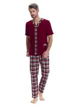 Пижама 9468 PMB красный