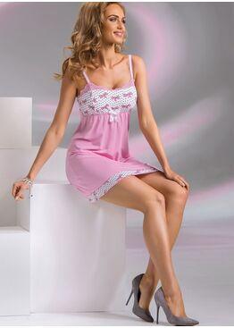 Сорочка TIFANI розовый