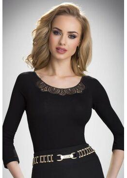Блузка ASHLEY черный