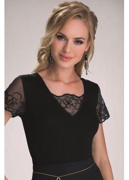 Блузка DOMINICA черный