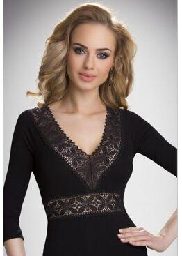 Блузка EMILA черный