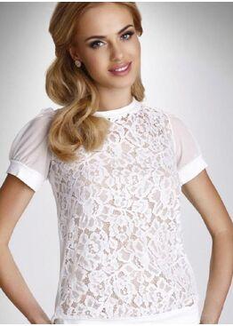 Блузка Fiorella экри
