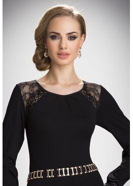 Блузка HILARY черный