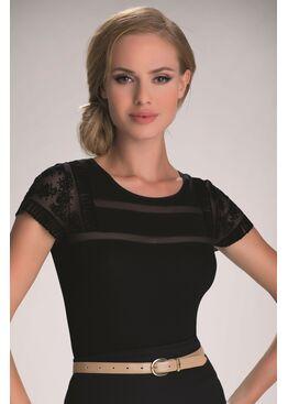 Блузка LAIA черный