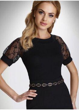 Блузка Luana черный