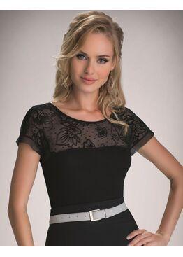 Блузка PEGGY черный