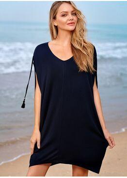 Пляжное платье-туника 37094 CAVALO, Esotiq (Польша)