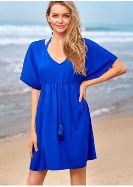 Пляжное платье-туника 37095 LEROS, Esotiq (Польша)