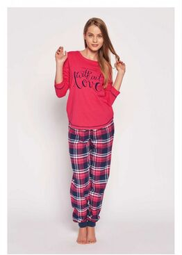 Пижама Paper 35334 красный