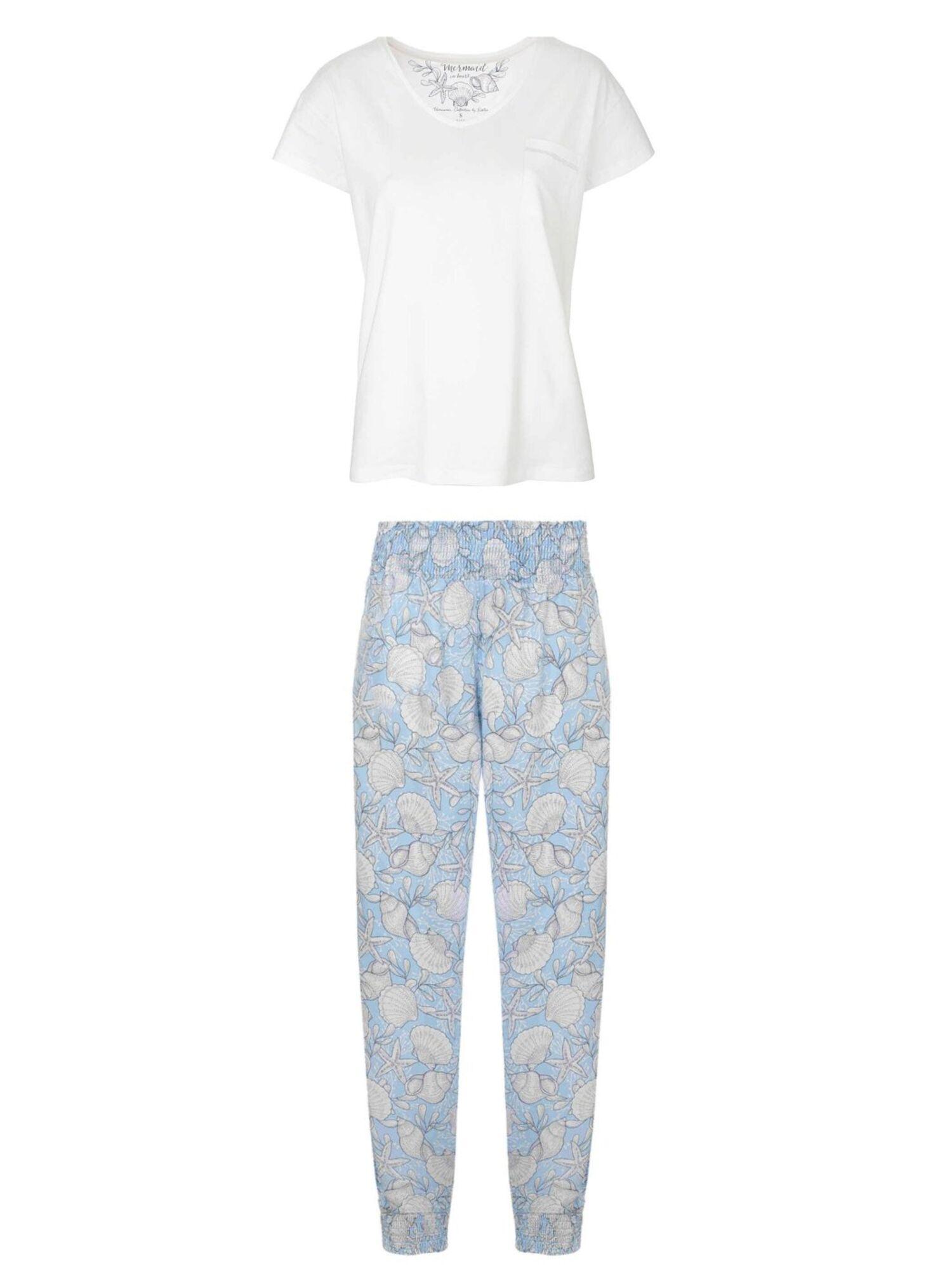 Пижама женская 36740 SHELL