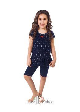 Пижама детская ADORA т.синий