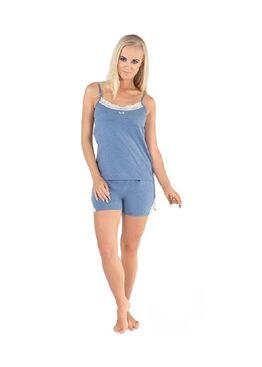 Пижама женская BIANCA синий