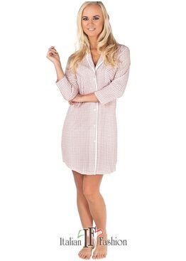 Сорочка женская KONTRA розовый