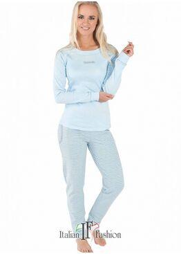 Комплект женский SALI голубой