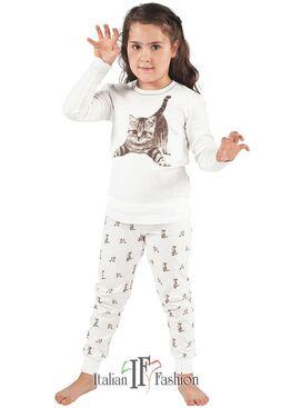 Пижама детская SIMBA экри