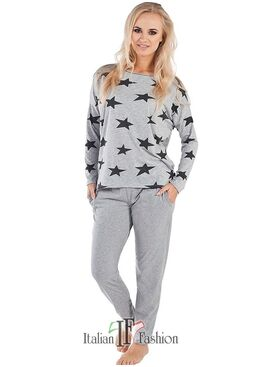 Комплект женский STAR серый
