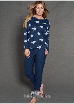 Комплект женский STAR синий