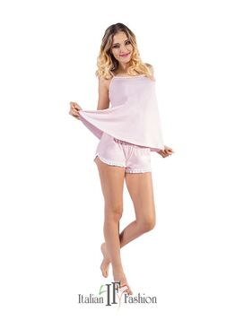 Пижама SELENA розовый