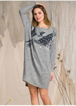 Платье женское LHD 211 20/21, KEY