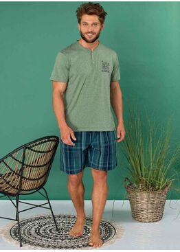 Комплект пижамы мужской MNS 408 A20, KEY