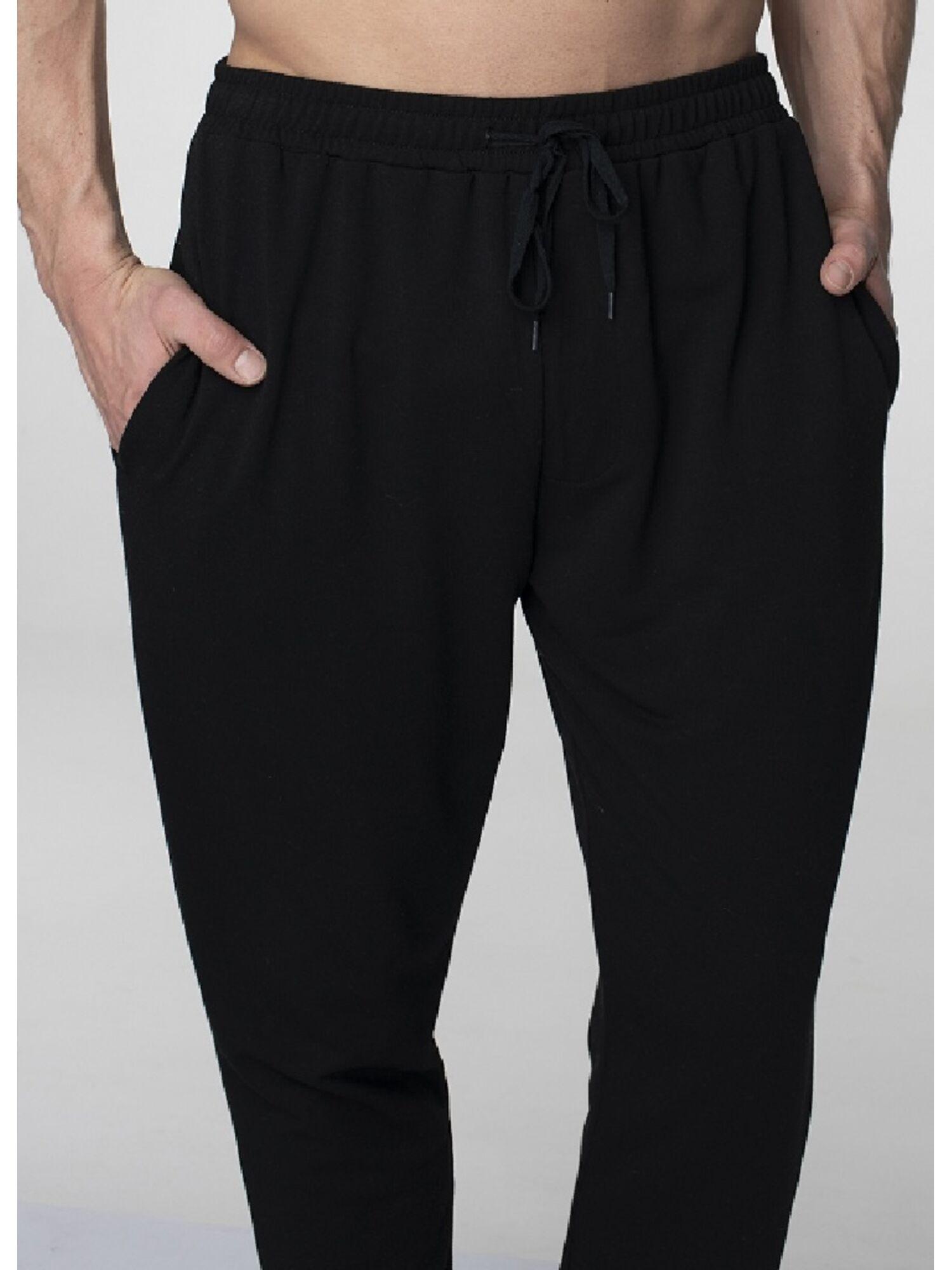 Мужской комплект с брюками MHS 073 19/20 серый/черный, KEY