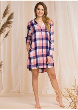 Сорочка, рубашка женская LND 405 20/21, KEY