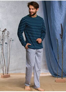 Пижама мужская MNS 371 20/21, KEY