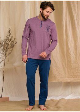 Пижама мужская MNS 347 20/21, KEY