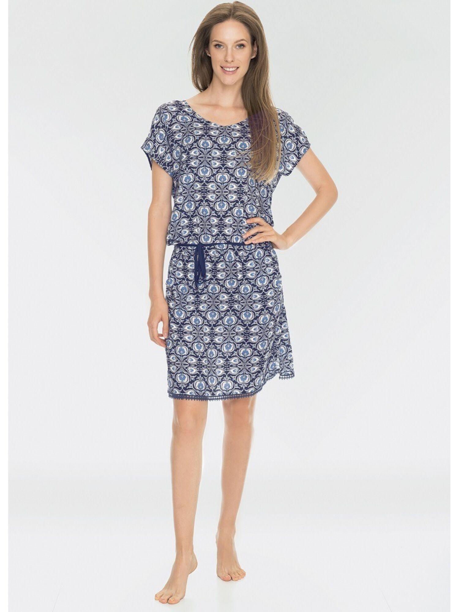 Платье женское LHT 578 19 синий