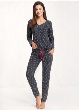 Пижама женская со штанами 497, Luna