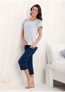 Пижама 569 серый