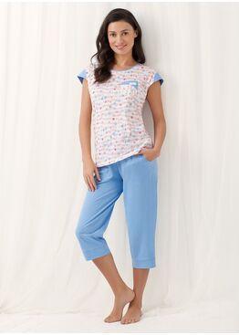 Пижама 570 голубой