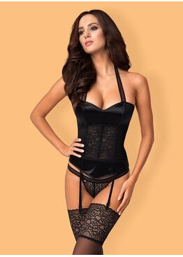 Корсет AILAY CORSET and THONG, OBSESSIVE