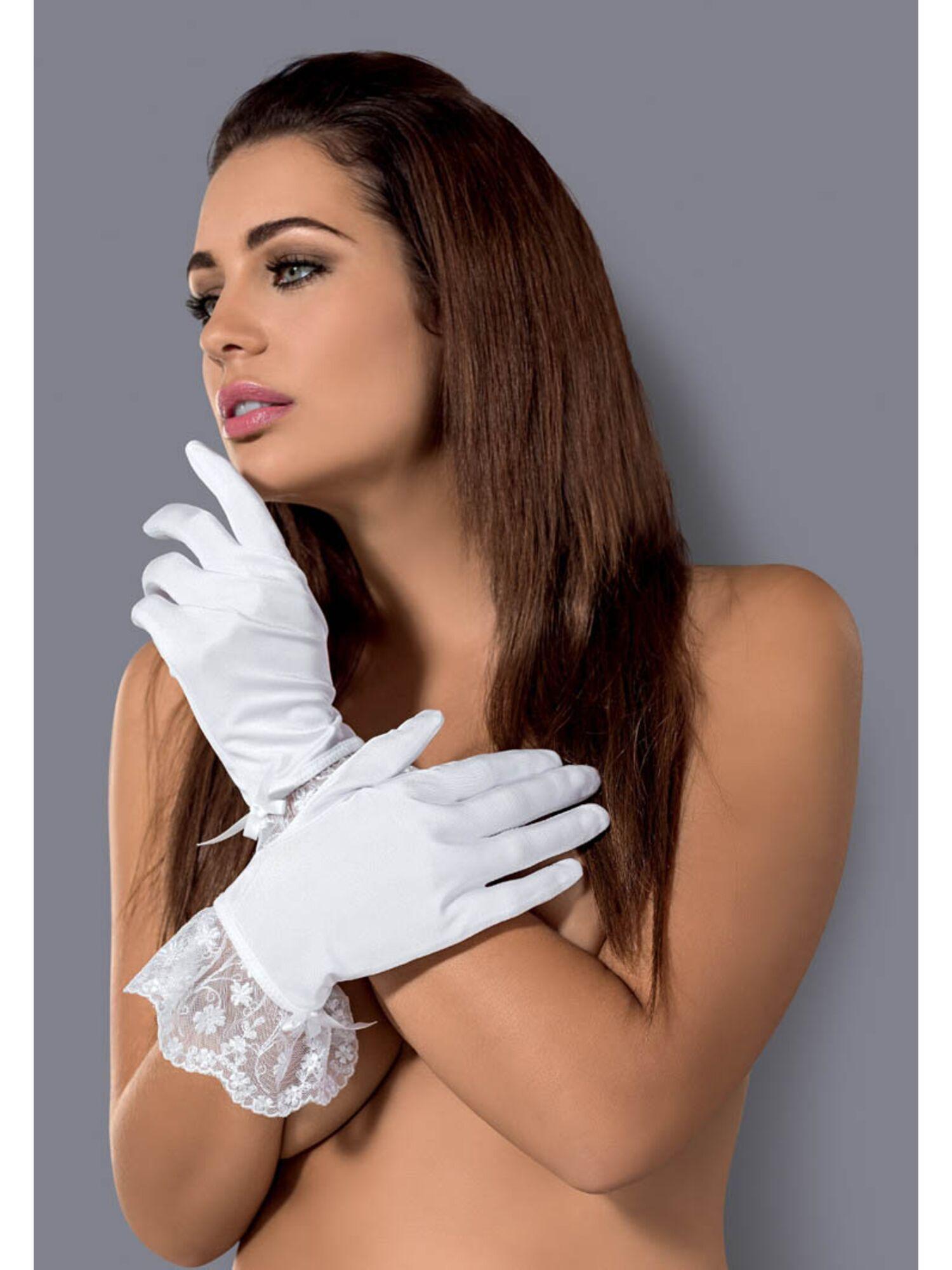 Перчатки ETHERIA GLOVES белый