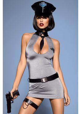 Комплект POLICE DRESS серый