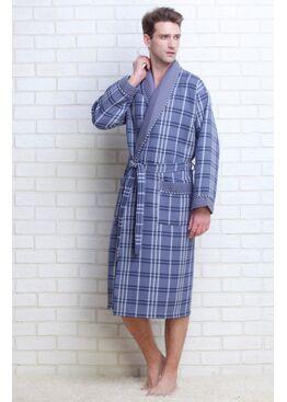Халат Gentelmen Style 10020 серый