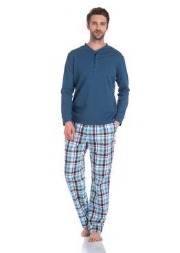 Пижама BOSS №27 2136/6 синий
