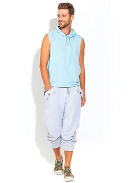 Костюм FLEXY 34 голубой/серый