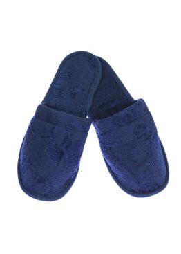 Тапочки Elephant темно-синий