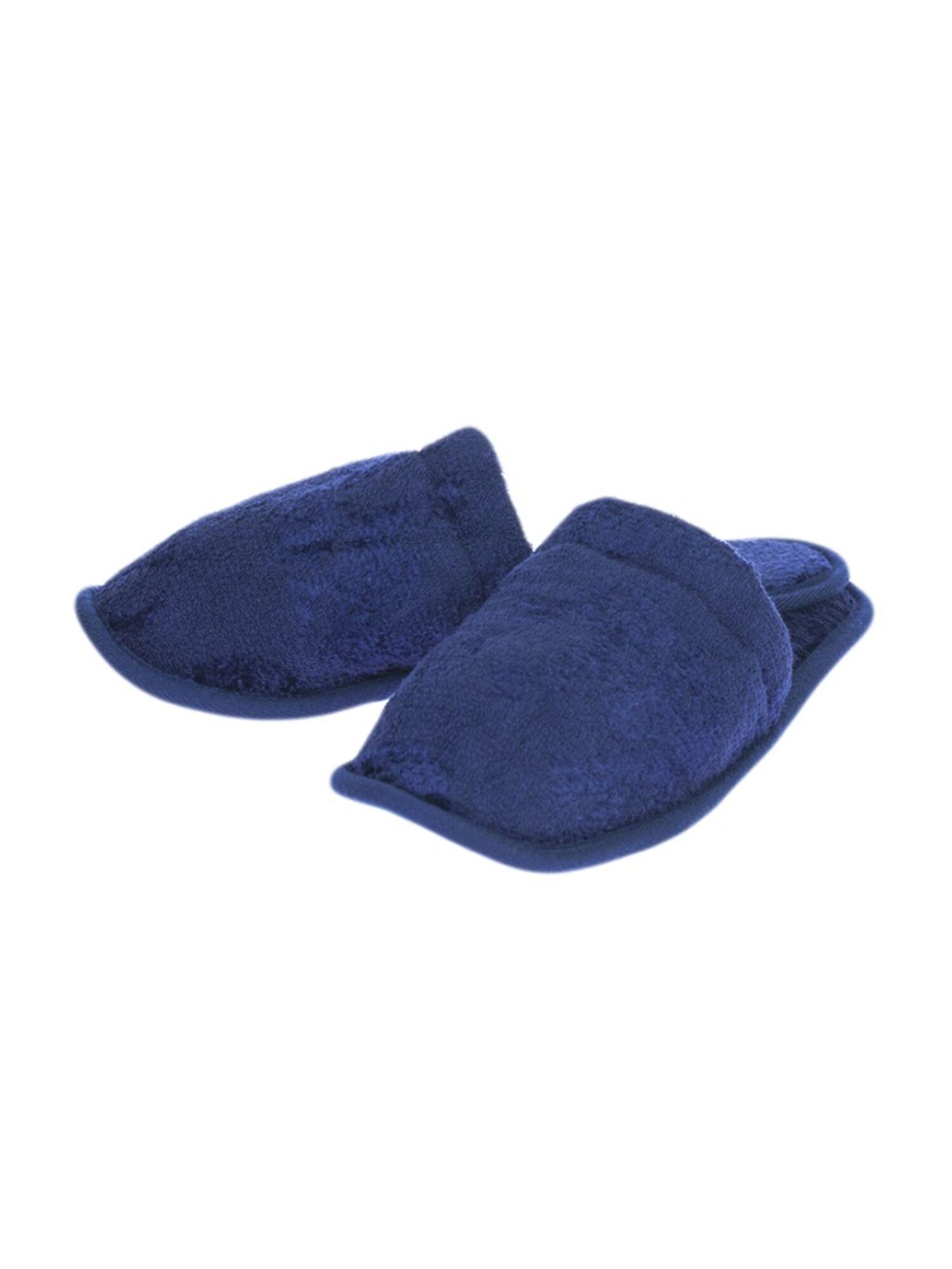 Тапочки Elephant темно-синий, EvaTeks (Россия)