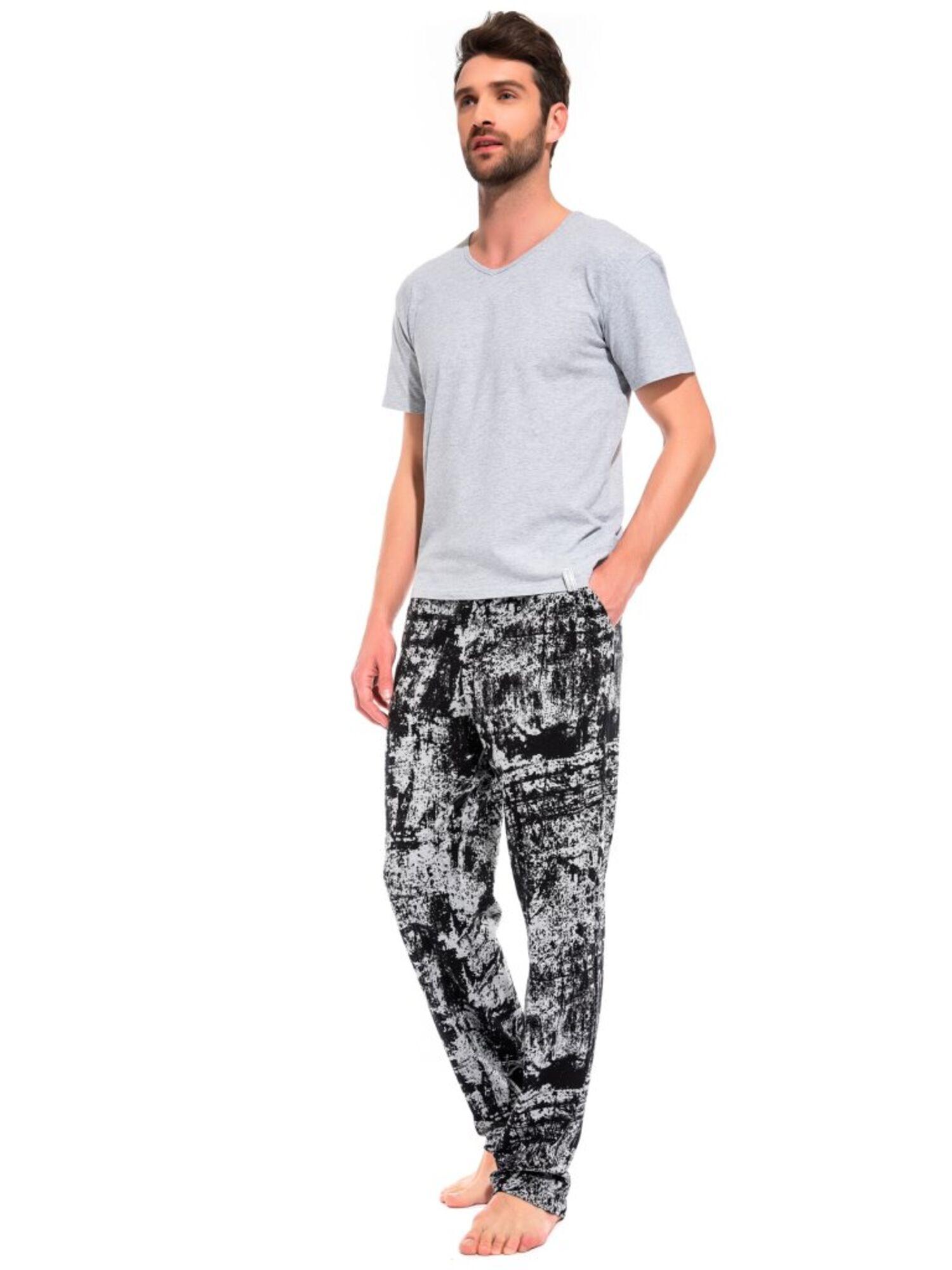 Легкие трикотажные брюки Graphiste 040 серый