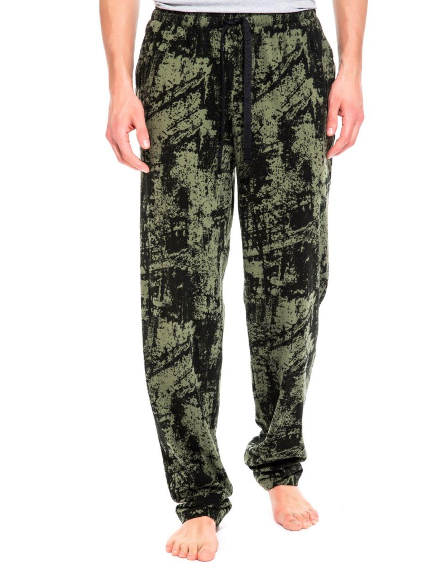 Легкие трикотажные брюки Graphiste 040 хаки