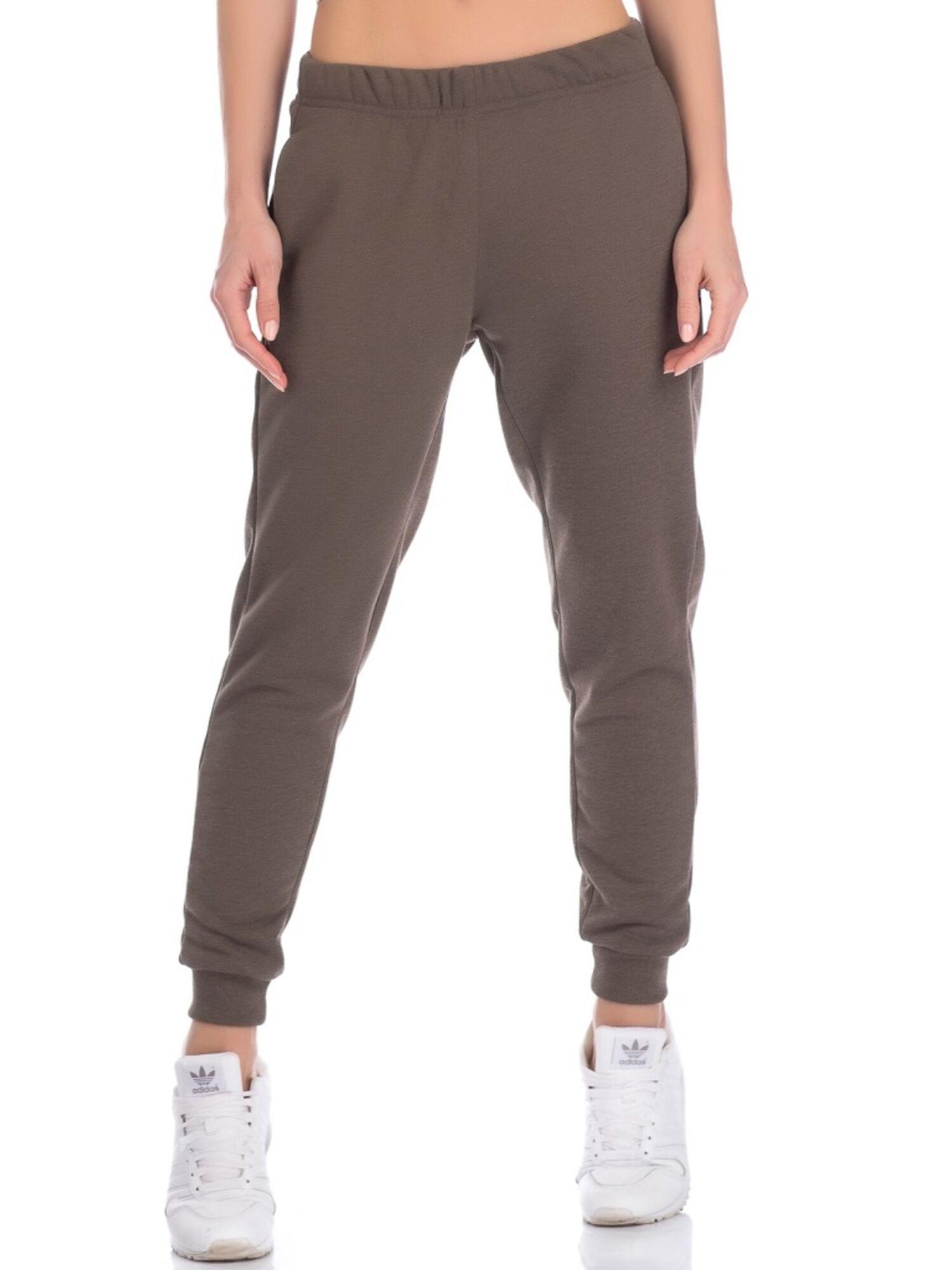 Женские спортивные брюки 1700 Wake & Up темно-бежевый, Peche Monnaie (Россия)