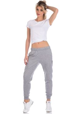 Спортивные брюки 1700 Wake & Up серый меланж