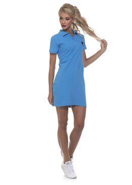 Платье 1705 Coquet голубой