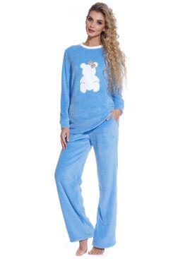 Комплект Soft Teddy 1711 голубой