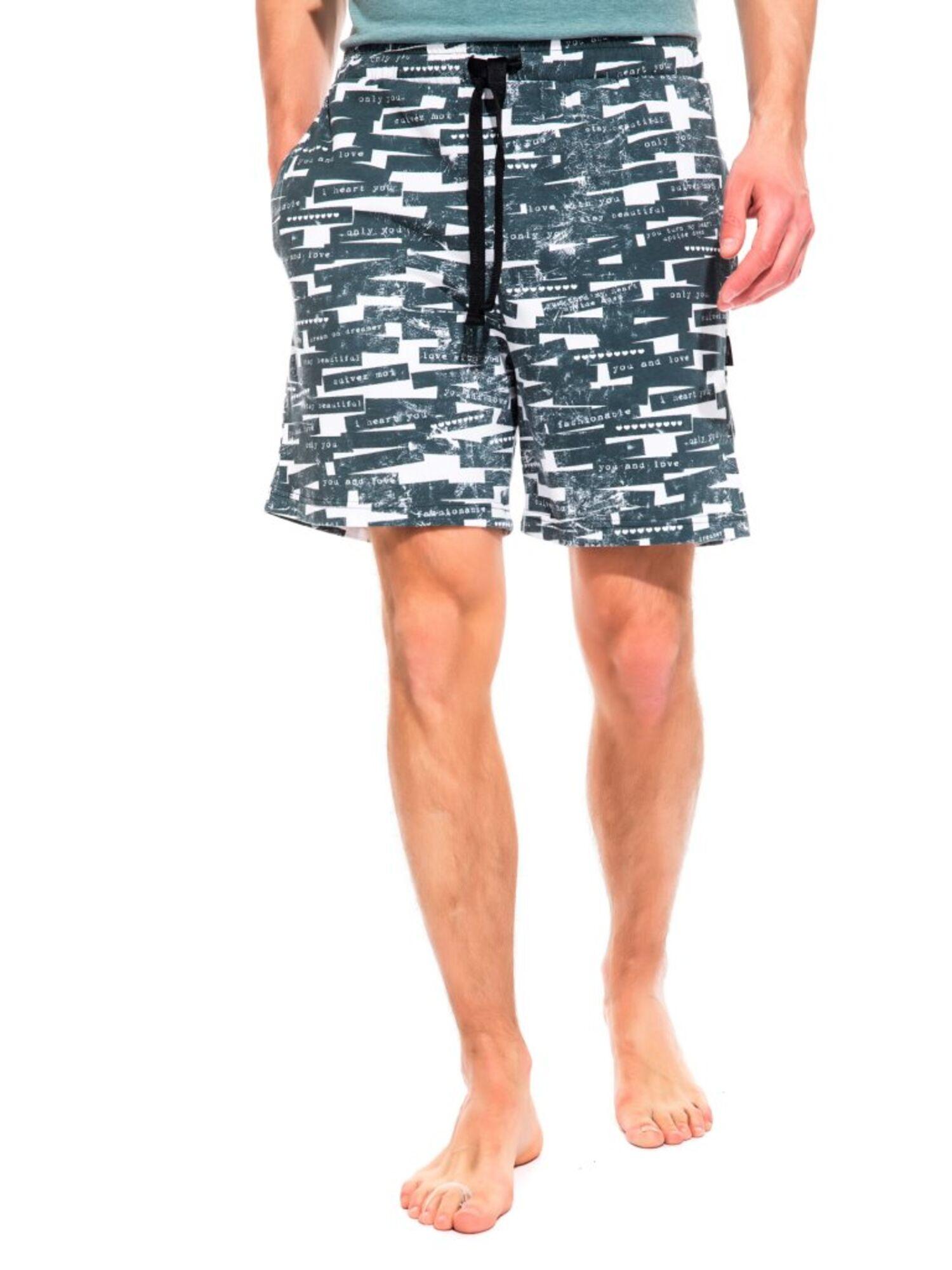Легкие трикотажные шорты Bandes 41 серый
