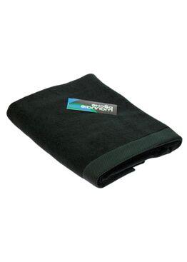 Полотенце OLYMPUS черный (50х100см)