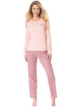 Пижама PY-1070 светлый розовый