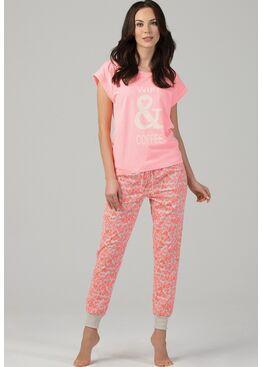 Пижама PY-1102.I розовый